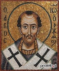 """św. Jan Chryzostom """"O kapłaństwie"""""""