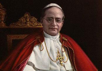 Pope Pius XI | The Spiritual Adoption of Priests